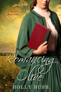 Romancing-Olive Book Cover