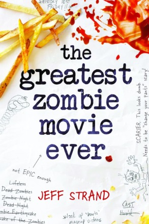 The Greatest Zombie Movie Ever cover.JPG