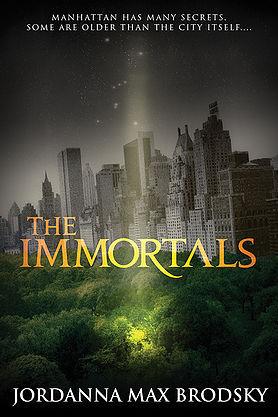 The Immortals Cover