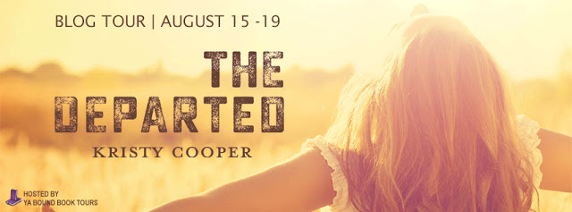 The Departed tour banner