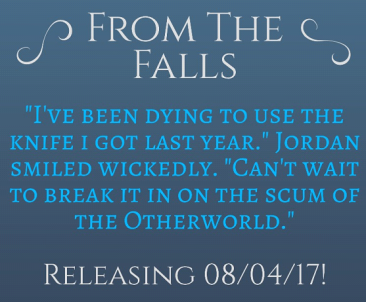 From The Falls teaser 2