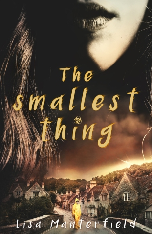 The Smallest Thing_Front_Cover