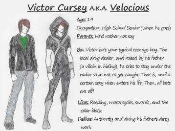 Character Bio - Victor