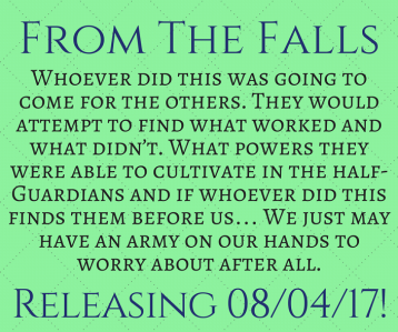 From The Falls teaser 1