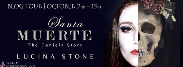Santa Muerte Blog Tour – A New Look On Books
