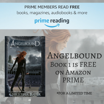 ANGELBOUND FREE ON AMAZON PRIME