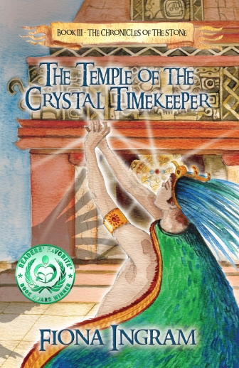 Temple of the crystal timekeeper ingramspark cover (1).jpg