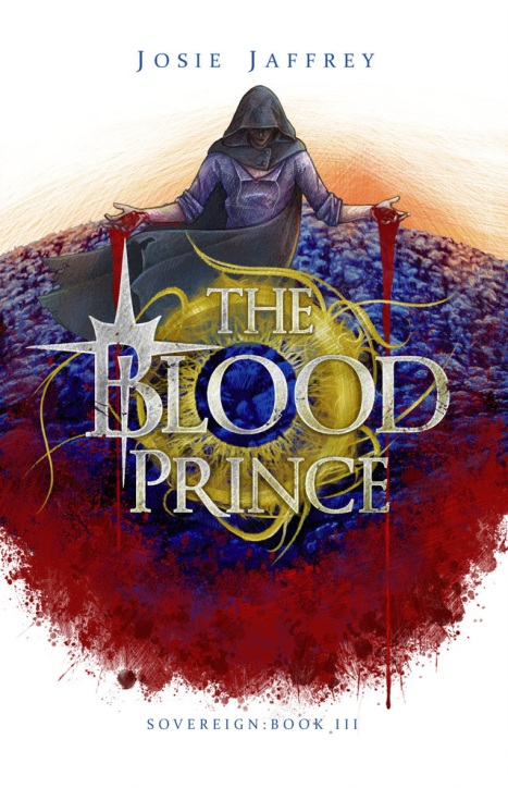 the blood prince cover