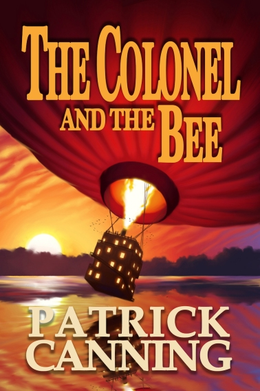 Colonel and the Bee Cover